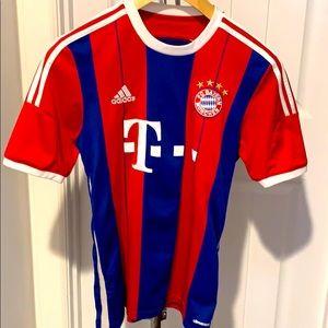 Men's Adidas FC Bayern Munchen Jersey